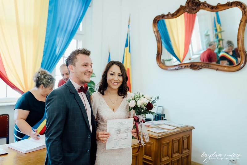 0120 - Irina si Bogdan - Cununie Civila