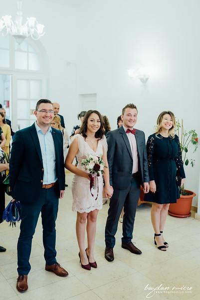 0085 - Irina si Bogdan - Cununie Civila