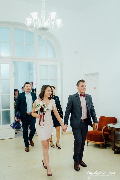 0084 - Irina si Bogdan - Cununie Civila