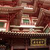 Singapore - templo de la reliquia del diente de Buda- China Town
