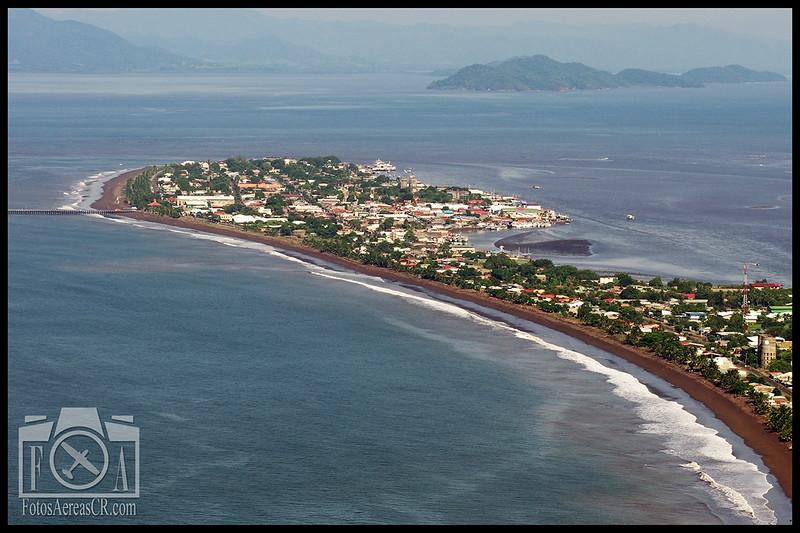 Puntarenas, la perla del Pacífico Costarricense.