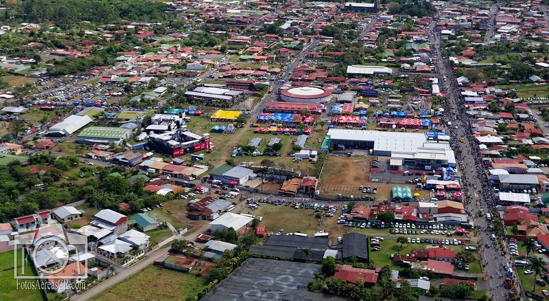 Dia de Tope en Palmares! <br /> <br /> Palmares, Costa Rica
