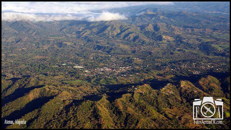 Valle de Atenas, Alajuela. 2011