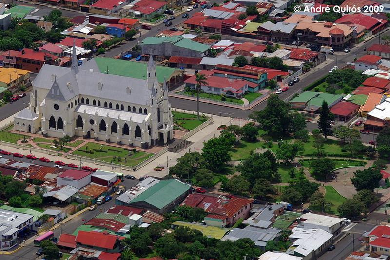 San Rafael, Heredia. 2009