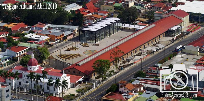 Antigua Aduana.