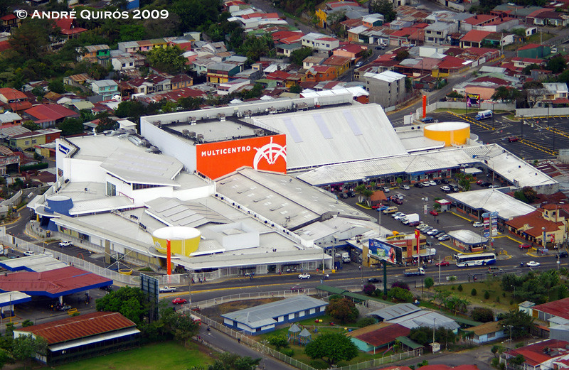Multicentro Mall, Desamparados, San Jose.