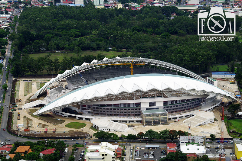Estadio Nacional. 23 de Agosto 2010