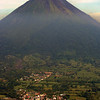 La Fortuna and the Arenal Volcano