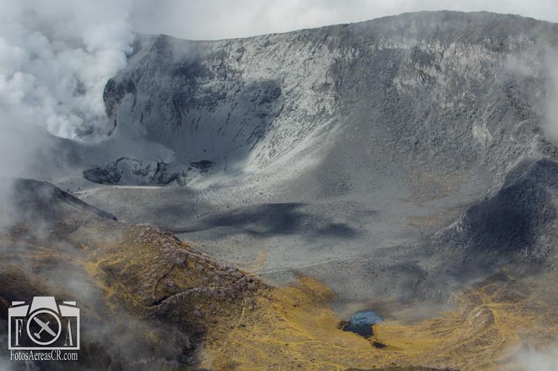Volcan Turrialba. <br /> <br /> 1 Noviembre 2014