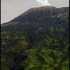 Volcán Turrialba, Cartago<br /> 11 Junio 2013