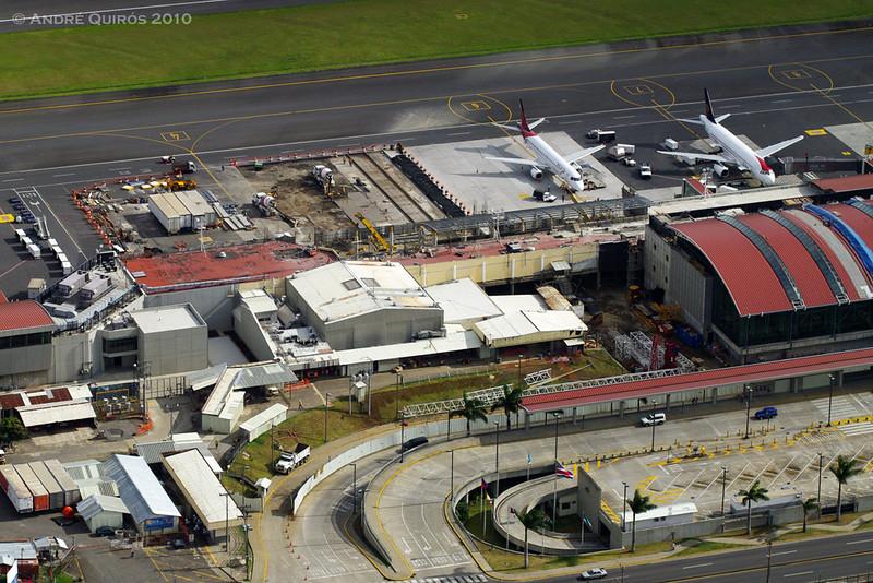 Remodelacion Terminal Aeropuerto Juan Santamaria, Alajuela