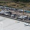 El progreso de la nueva terminal del aeropuerto de Liberia.<br /> Liberia, Guanacaste. Enero 2011