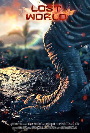 Poster de Cine: Mundo Perdido