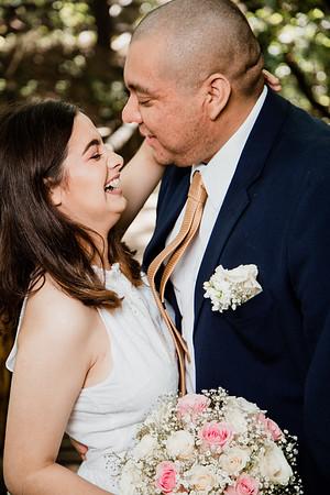 Fotografia de boda en Chipinque