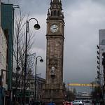 Little Ben - El pequeño Ben de Belfast - Albert Memorial Clock