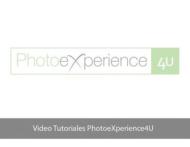 Fotografía, taller, curso, videotutoriales