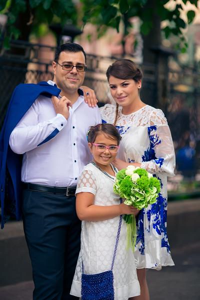 Cununie civila Alexandra si Bogdan 28 iulie 2017