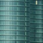 Nieuw rabo gebouw vanaf ons balkon (400mm)