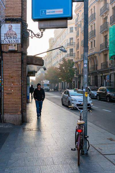 Fototur til Madrid nov 2016