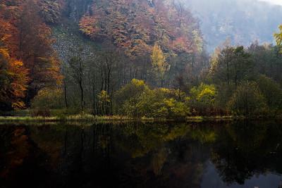 Söderâsen Nationalpark okt 2011