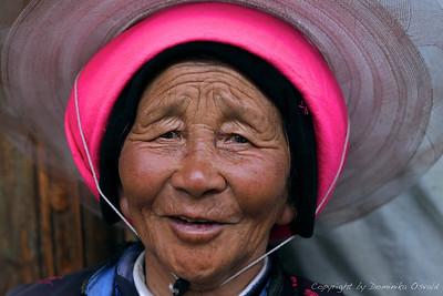Zhongdian, Yunnan, Kitajska (2010)