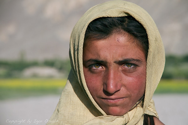 Qila-e-Panja, Afghanistan (2011)