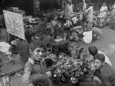Peshawar, Pakistan (2005)