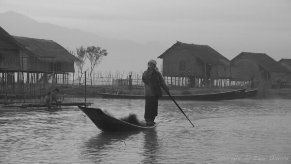 Inle Lake, Myanmar (2008)