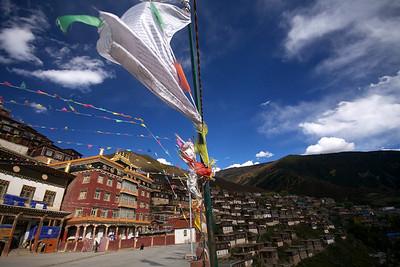 Tibet (2010) - Sončno senčna dežela.