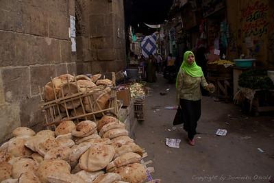 Kairo, Egipt (2011) - Ko dobiš kruh na mizo, ne veš kje vse se je potikal, preden je prišel do tebe.