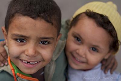 Kairo, Egipt (2011) - Kontrast družbe, ki je po medsebojnem nasilju prevladovala med vsemi prepotovanimi deželami.