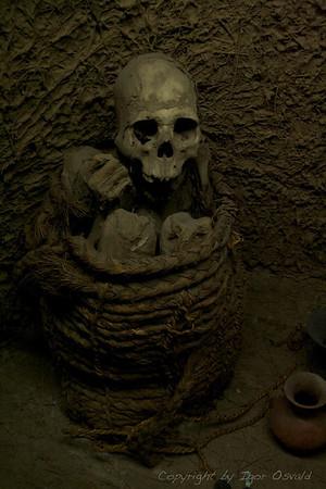 Cochabamba, Bolivija (2010) - Mumifikacija trupel je bila pogost pojav na različnih koncih Južne Amerike. Na težko dostopnih krajih se mumije še vedno odkrivajo.