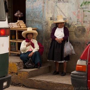 Izgubljeni v času - Cajamarca, Peru (2009)