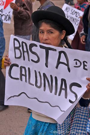 Brez pravic - Cuzco, Peru (2009)