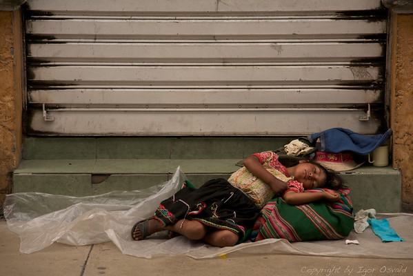 Zlorabljeni - Cochabamba, Bolivija (2010)