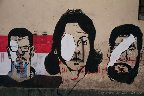 Oslepljeni - Kairo, Egipt (2011)