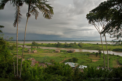 "Pevas, Amazonija, Peru (2009) - Amazonka tik pred nevihto. Tik pred ""potopom""."