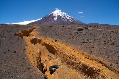Chimborazo, Ekvador. © Igor Osvald, 2009