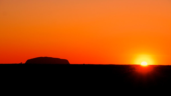 Dobro jutro Uluru! © Igor Osvald, 2007