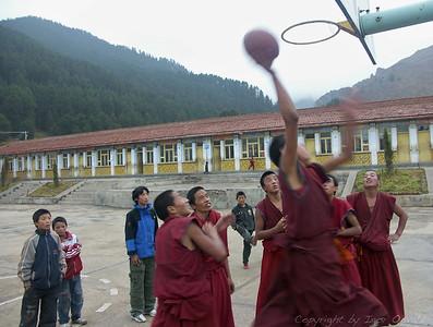 Langmusi, Amdo, Tibet/Kitajska (2005) - Uau, kak lama kuca!