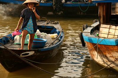 Hoi An, Vietnam (2006) - Še zadnji dim pred pristankom. Najslajši.