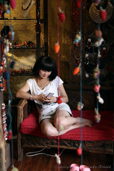 Lijiang, Kitajska  (2010) - Prosta?
