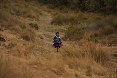 Cumbemayo, Peru (2009) - Bosonoga in svobodna.