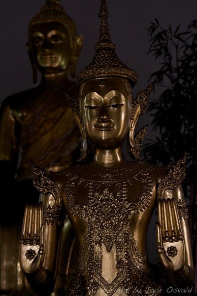 Bangkok, Tajska (2010)