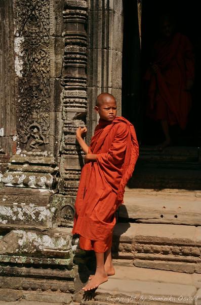 Prasat Preah Vihear, Kambodža (2006) - Ostanki prastarega z novimi močmi.