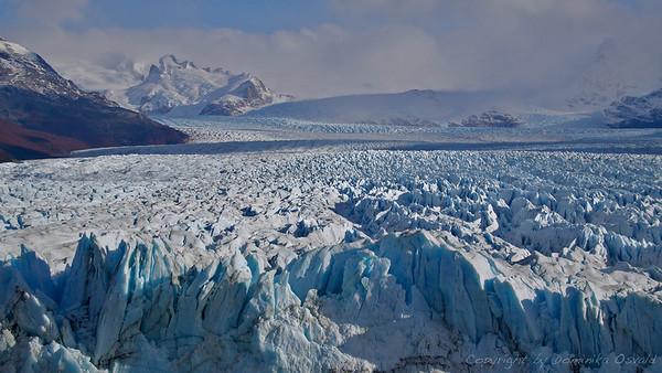 Perito Moreno, Patagonija, Argentina (2009)