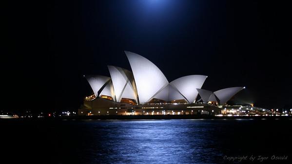 Sydney Opera, Avstralija (2007)