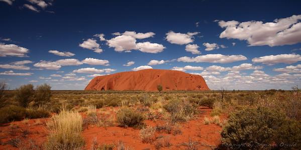 Uluru, Avstralija (2007)