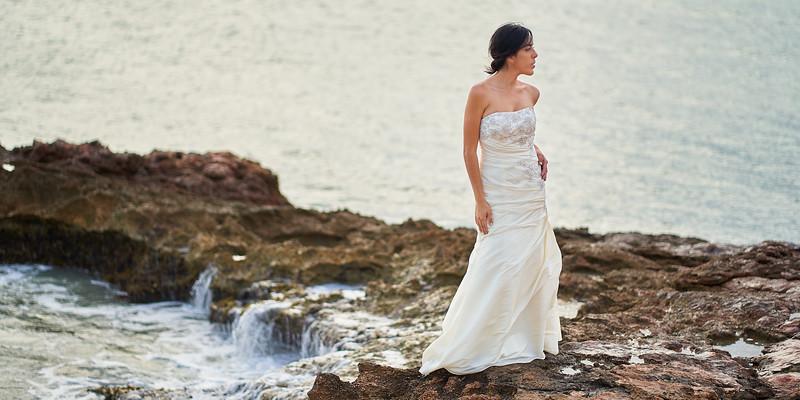 Bride's Landscape