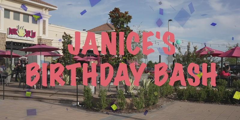 Birthday Bash x Code 787